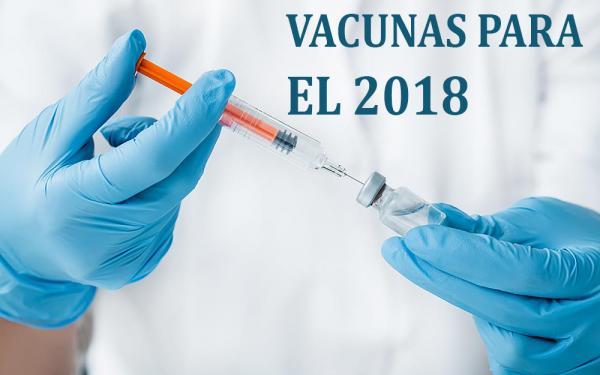 La nueva generación de vacunas en el 2018
