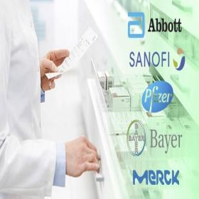 Las 20 empresas farmacéuticas más destacadas del mercado colombiano