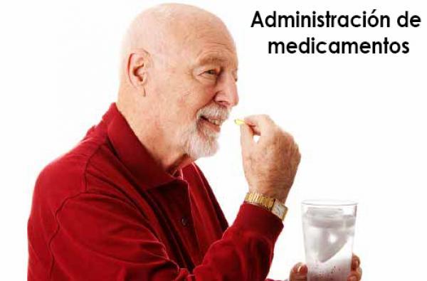 ADMINISTRACIÓN DE MEDICAMENTOS EN ADULTOS MAYORES