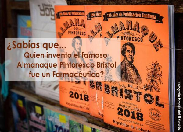 El Almanaque Pintoresco de Bristol: cómo un folleto anual inventado por un farmacéutico hace casi dos siglos es un objeto de culto en Colombia y otros países de Latinoamérica