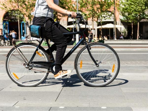 La bicicleta es el medio de transporte más saludable