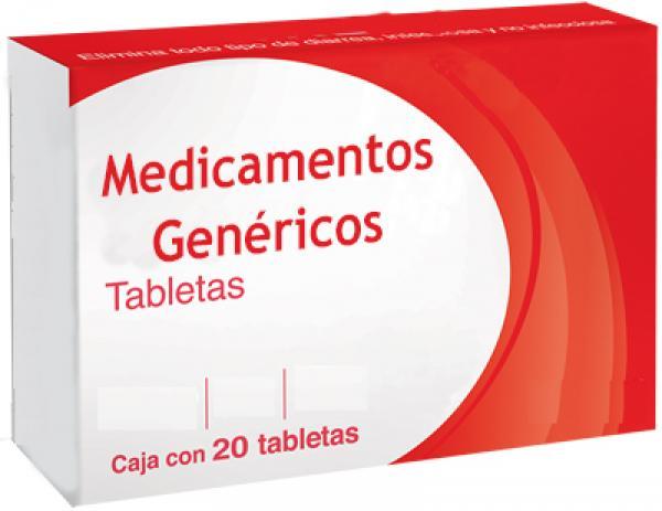 MEDICAMENTOS GENÉRICOS VS MARCA